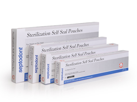 Sterilization Self Seal Pouches