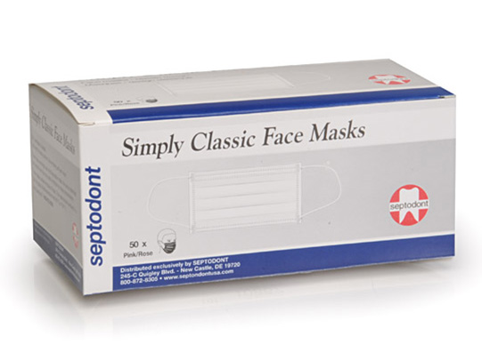 Simply Classic Face Masks