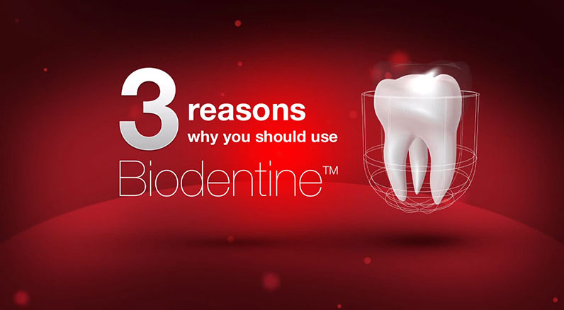 "Introducing ""Dentin in a Capsule"" Biodentine!"