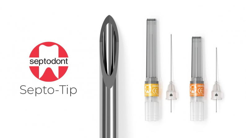 Septo-Tip: Septoject XL Needles